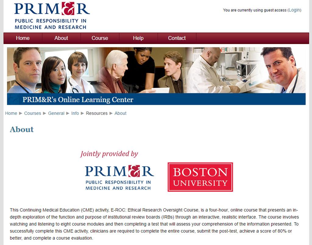 PRIMR LMS